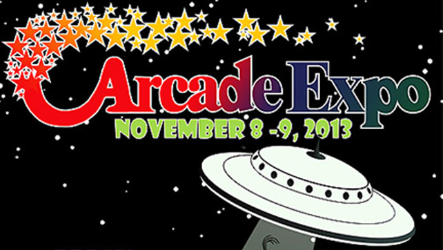 Houston Area Arcade Group 2013 Arcade Expo and Swap Meet this Weekend!